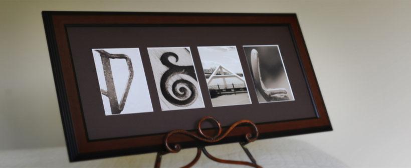 letter photos